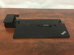 Genuine Lenovo ThinkPad Ultra Dock Type 40A2 04W3951 00HM917 04W3956 NO KEY