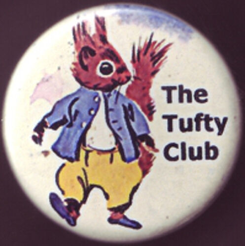 TUFTY CLUB PIN BADGE  Multiple Discount Lots  NEW