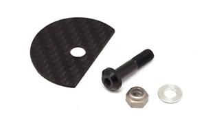 NOV Design Carbon Cable Fender Disc Ti Bolt