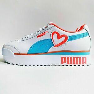 New Puma Roma Amor Heart Sneakers Women