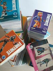 PANINI-FORTNITE-50-to-200-card-bundles-inc-EPIC-and-full-sets-All-Different