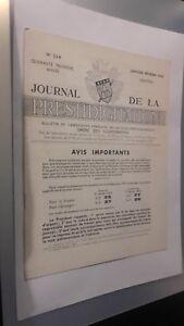 Journal de La Conjuring Demuestra Afap N º 224 Enero-Febrero 1962 Tbe