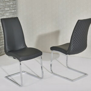 Excellent Details About Kelcy Modern Black Designer Contemporary Dining Room Chair Caraccident5 Cool Chair Designs And Ideas Caraccident5Info