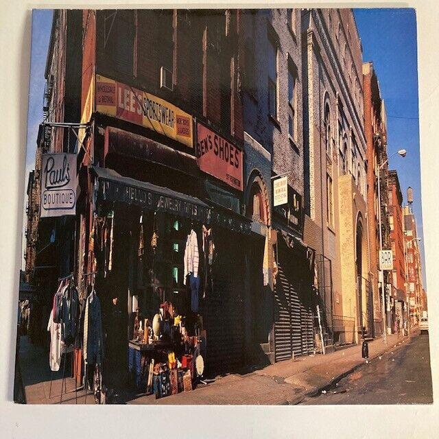 BEASTIE BOYS Paul's Boutique ORIGINAL 1989 LP EST2102