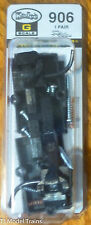 Kadee #906 (G Scale) AAR Type E Knuckle Couplers w/Draft Gear Box 1 Pair -- Stra