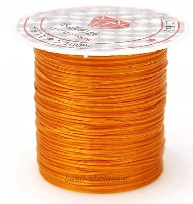 10M/Roll Strong Elastic Stretchy Crystal Cord String Thread .