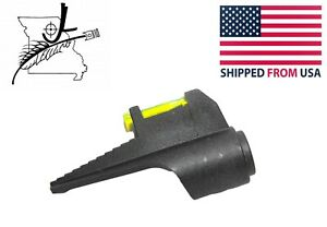 "Crosman 14 1//2/"" barrel .22 with fiber optic front sight .22 extended bolt  New."