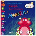 Mampf, das verfressene Monster von Bine Brändle und Benjamin Brändle (2012, Taschenbuch)
