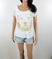 NWT HOLLISTER Women's T Shirt Harbor Cove Shine Easy Fit By Abercrombie