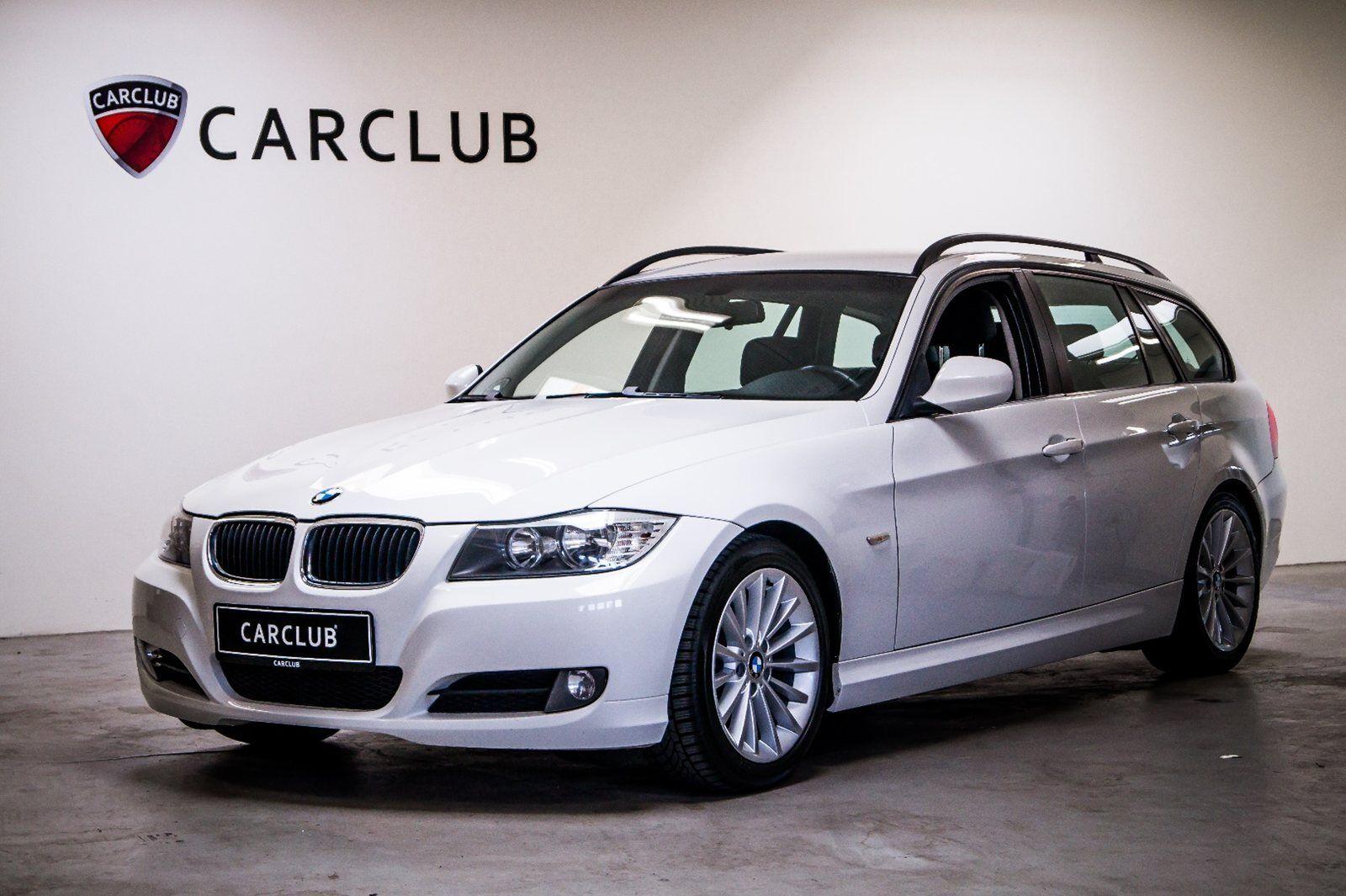 BMW 320d 2,0 Touring 5d - 129.900 kr.