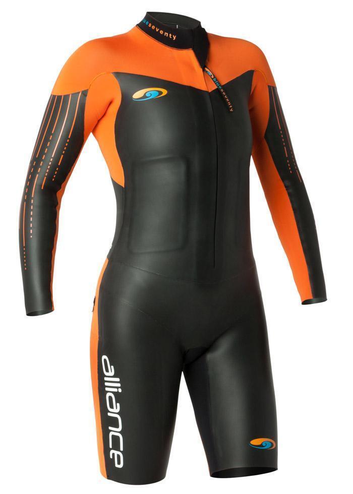 blueeseventy Womens Alliance Swimrun Wetsuit