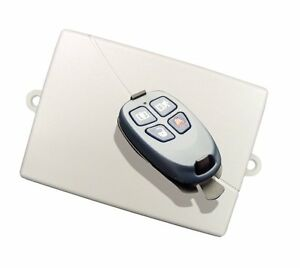 DSC-Security-Alarm-System-Power-Series-Wireless-Receiver-RF5108-433Mhz-1-Remote