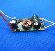 AC Driver 12V-24V Supply 8-12x1W High Power LED Light E27 GU10 9W 10W 12W