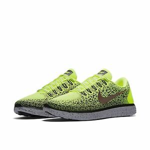 nike free distance shield men's running shoes nz