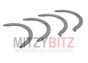 Moteur De Poussée Rondelle Set Std Pour Mitsubishi Pajero Shogun 2.8 Td 4m40 1993-2000-afficher Le Titre D'origine Avoir Un Style National Unique