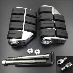 Large-Front-Foot-Pegs-For-1995-2008-1997-1996-Suzuki-Intruder-1400-Boulevard-S83