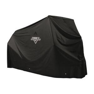 Nelson-Rigg-econo-lona-cobertora-para-Harley-Davidson-tamano-XXL-negro