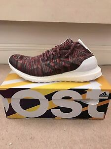ADIDAS CONSORTIUM ULTRA BOOST MID - KITH RONNIE FIEG - UK 6.5 / US 7 (BY2592)