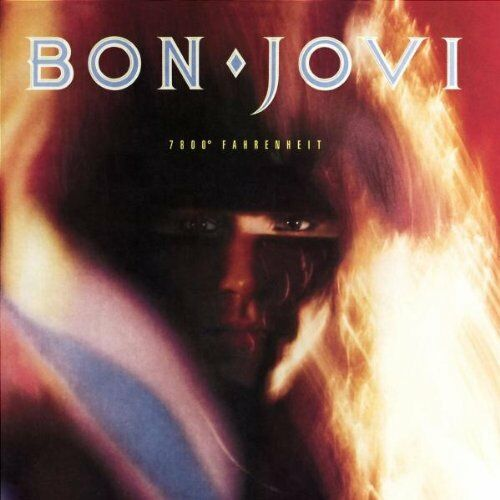 Bon Jovi - 7800 Fahrenheit - Bon Jovi CD GQVG The Cheap Fast Free Post