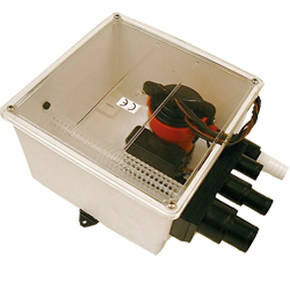 Johnson Johnson Johnson Grau Water System, 1000GPH, 24V 3f029d