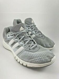 Details about Adidas Adiprene Plus Running Shoes Womens CLN 1DU001 Gray White Pink Size 9