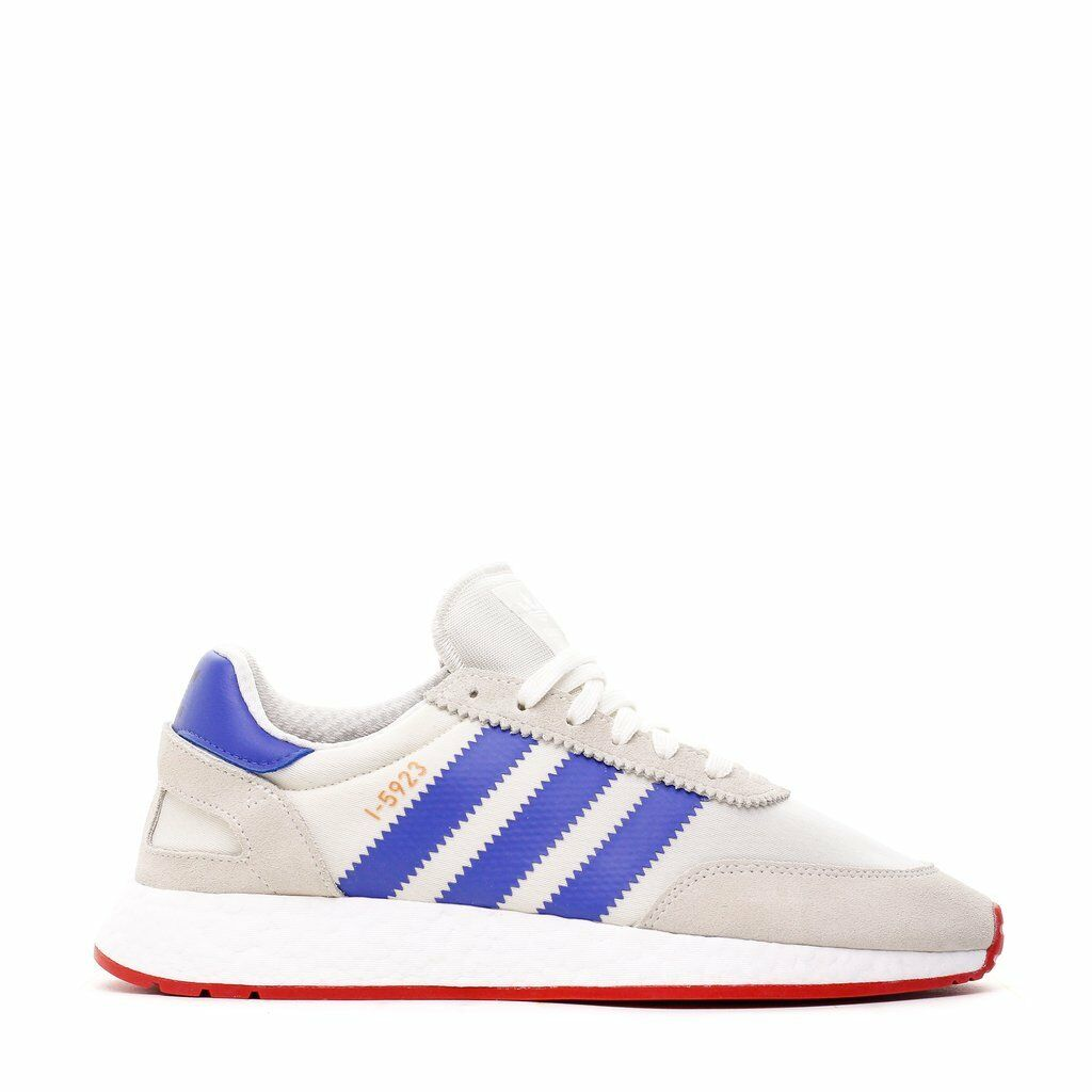 Adidas Iniki I-5923 size 7. Pride of 70s. Blue Red. BB2093. nmd ultra boost