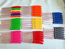 VICTORINOX alle Farben  6 o 4 Messer Brötchenmesser Küchenmesser Tomatenmesser