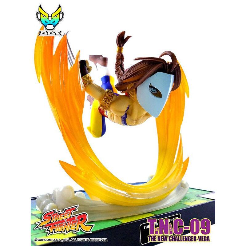 Street Fighter Vega completo figura Big Boys Toys llamado Balrog en Japón