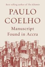 Manuscript Found in Accra by Paulo Coelho (2013, Hardcover)