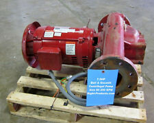 75hp Bell Amp Gossett Centrifugal Pump Size 80 250 Gpm