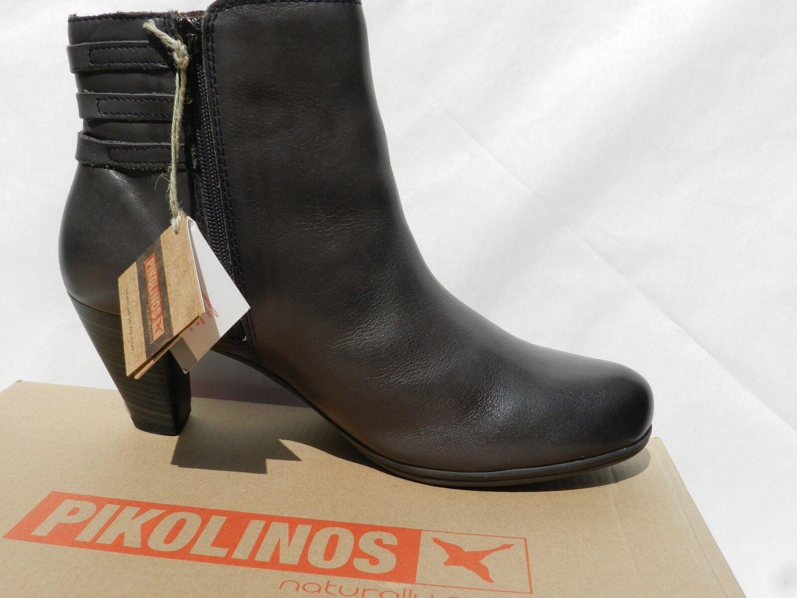 Pikolinos Verona 829 Chaussures Femme 41 7247 7247 7247 Bottines Ankle Boots Grey UK4 Neuf ca7f98