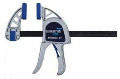 Eclipse ONE HANDED CLAMP BAR Die Cast Aluminium Body- 150mm, 300mm Or 450mm