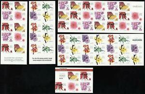 AUSTRALIA-DECIMAL-STAMPS-ALL-MINT-NEW-ADHESIVE-STAMP-BOOKLETS