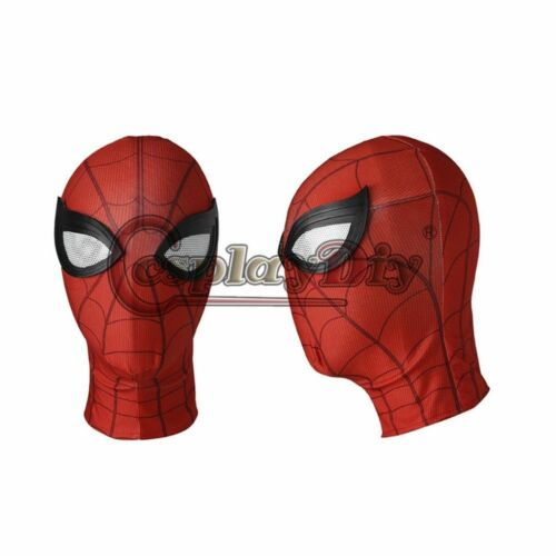 Super Heroes Homecoming Eye Mask Adult Cosplay Fancy Dress Costume Party Props