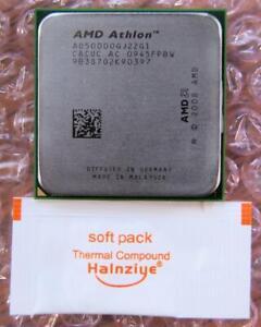 AMD-Athlon-x2-5000-ad5000ogj22gi-Dual-Core-2-2ghz-Socket-am2-am2-Prozessor-CPU