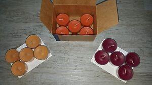 Partylite-15-Teelichter-Market-Fresh-Wilde-Beeren-Karamell-Birnen-Chutney-usw