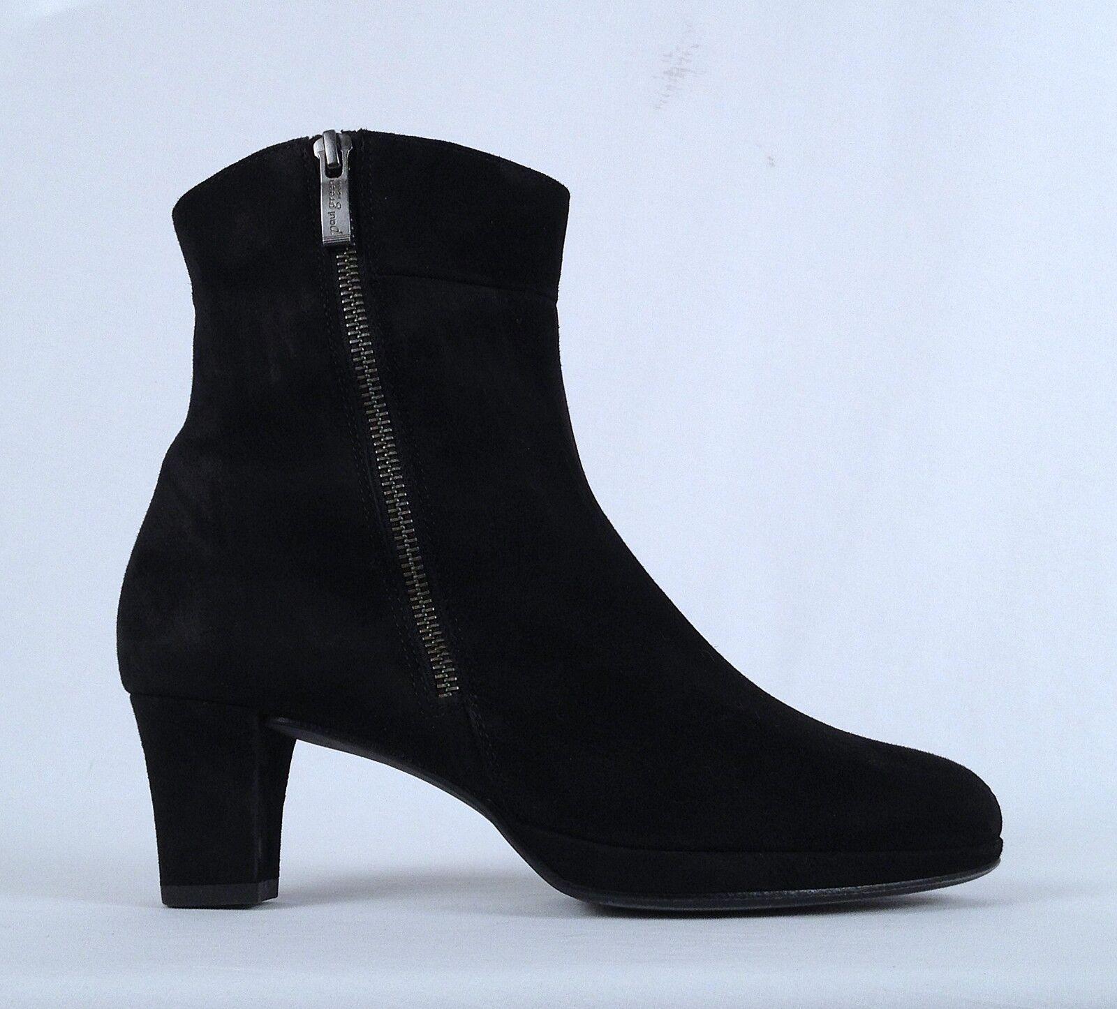 Paul Green 'Abbey' Boot- Black- Size 6 US    3.5 AU  380   (BBB1) e9c761