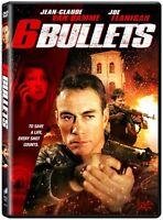 6 Bullets (dvd) Jean-claude Van Damme, Joe Flanigan