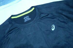 Details about NEW asics SS Top Running T-shirt Men Size XL