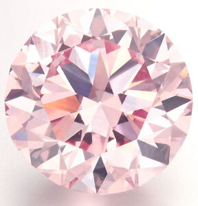 ONEpc-1-5-Ct-Russian-Lab-Simulate-Diamond-BRILLIANT-CUT-PINK-7-5-MM