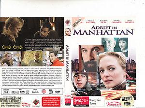 Details about Adrift In Manhattan-2007-Heather Graham-Movie-DVD