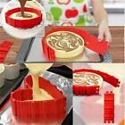 Nonstick 4Pcs Silicone Cake Mold Magic Bake Snake DIY Cake Mould Baking Tools