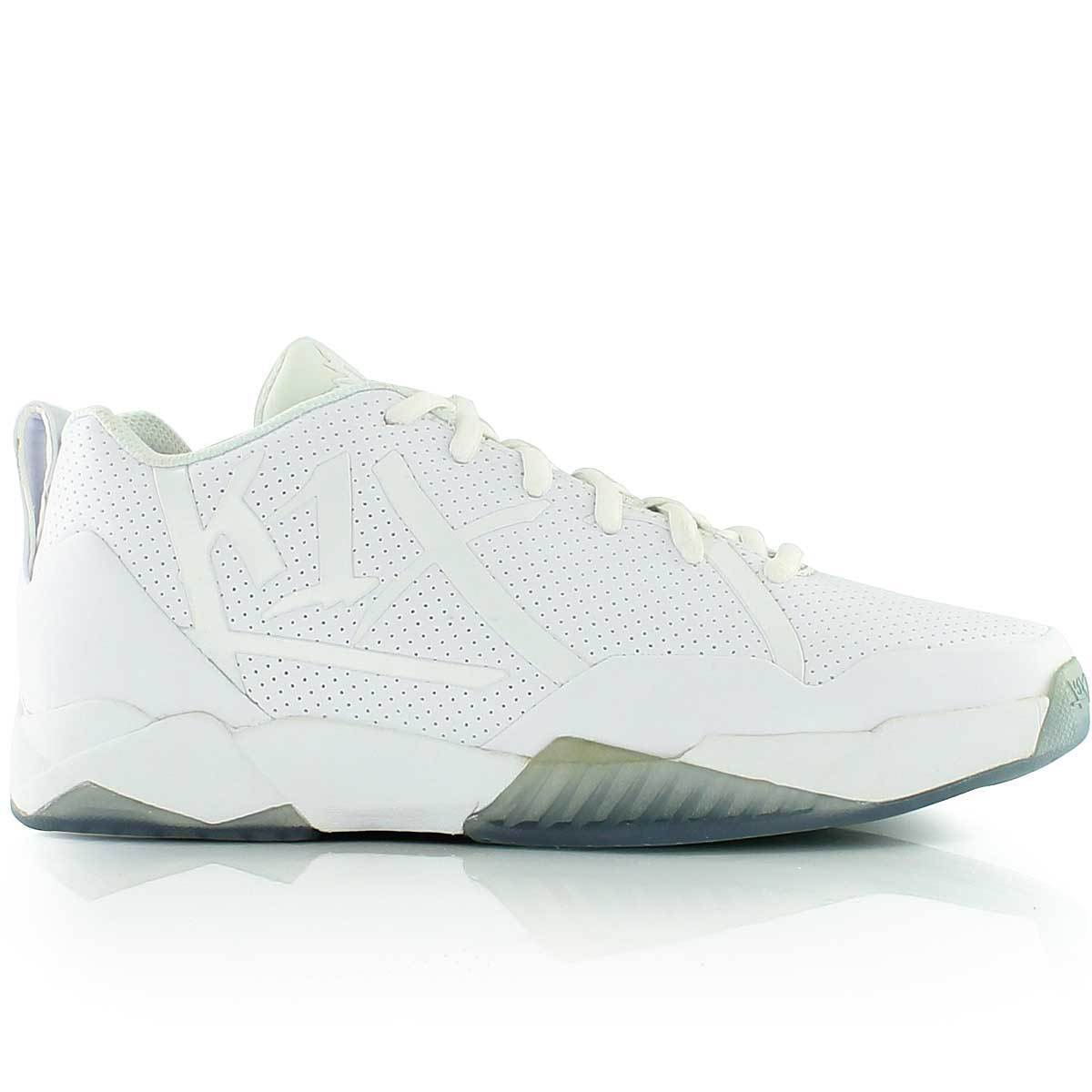 K1X Paradoxum White Ice Basketball shoes White Low Cut