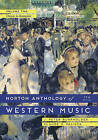 The Norton Anthology of Western Music: Volume 2 by J. Peter Burkholder, Claude V. Palisca, Donald Jay Grout (Paperback, 2014)