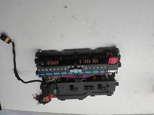 bmw oem e46 325i 328i 330i interior glove box fuse relay panel board rh ebay com
