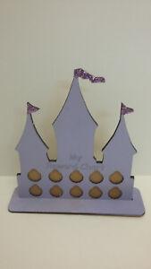 662ed77d09f Image is loading Personalised-wooden-Princess-castle-Reward-chart-kids- children-
