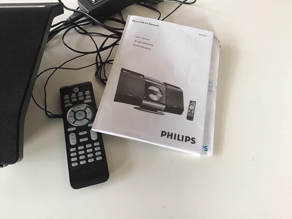 Anden radio, Philips, MCB275