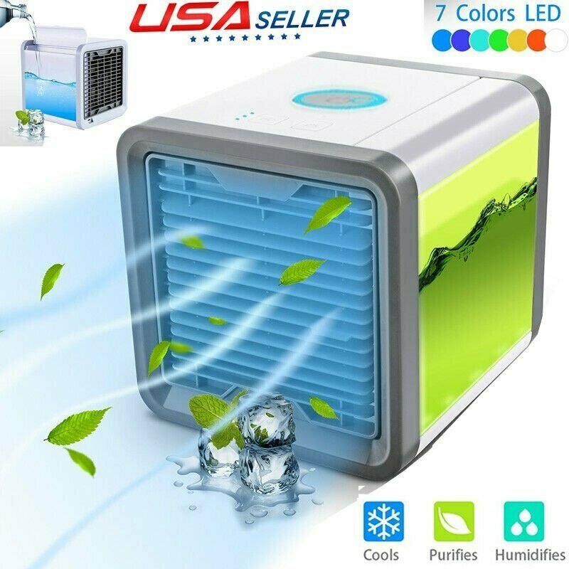 Alexi Portable Mini Air Conditioner Handy Cooler Fan for Home Office Split-System