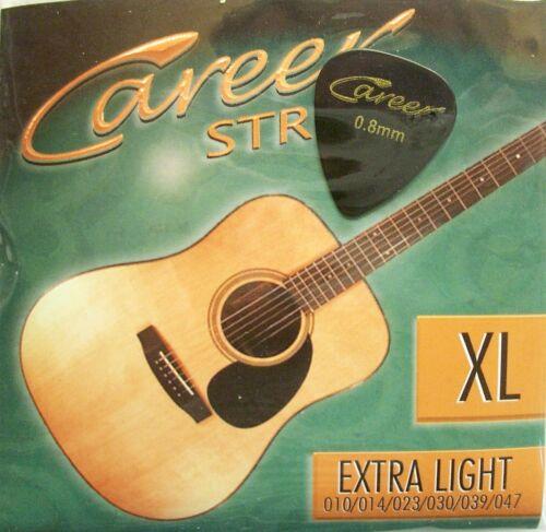 Career Strinx Western-Saiten Extra Light 010-047