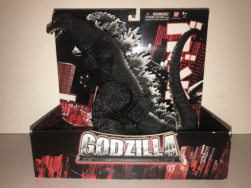 Godzilla Classic Godzilla 12  Godzilla Figure, Final Wars 96791 New